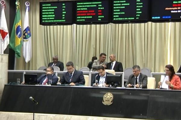 Câmara Municipal de Contagem retoma trabalhos na terça-feira