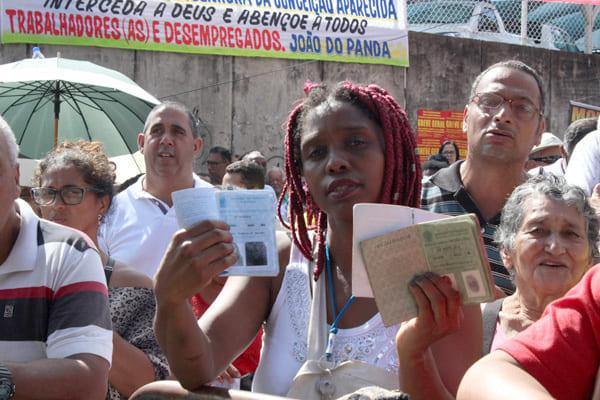 Missa do Trabalhador em Contagem homenageia São José Operário