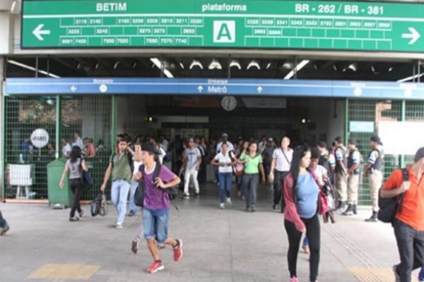 Estação de metrô Eldorado é fechada após suspeita de bomba