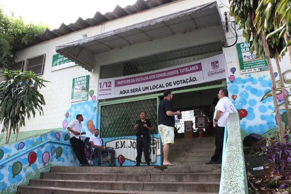 Eleição para conselheiros tutelares é repetida em Contagem