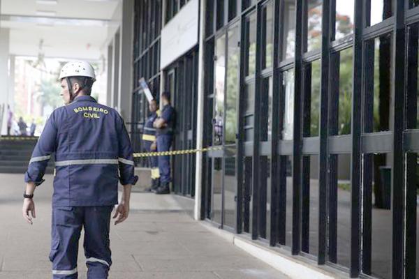Prédios do DF não serão interditados por causa do terremoto