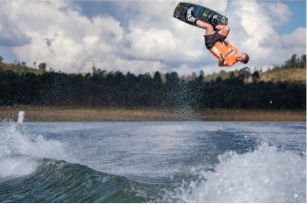 Mundial de Wakeboard e Brasil Wake Open voltam à RMBH