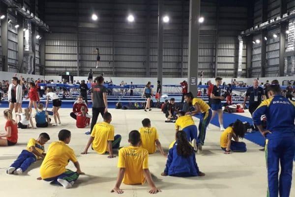 Atletas de Contagem estão no Japão para disputar campeonato mundial