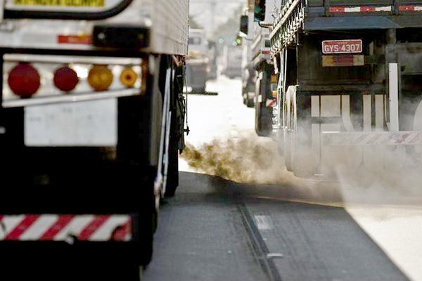 OMS: 9 em cada 10 pessoas no mundo respiram ar poluído