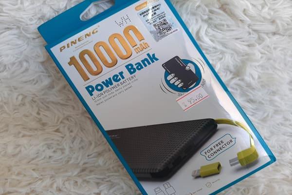 Beto Celular vai sortear um Power Bank, participe!