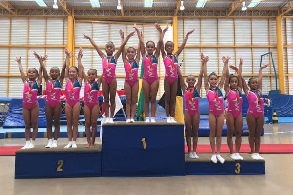 Atletas contagenses conquistam 37 medalhas em competição estadual