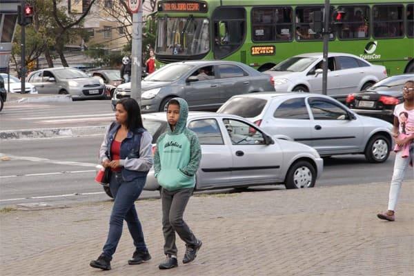 Temperaturas continuam amenas em Contagem até o fim da semana