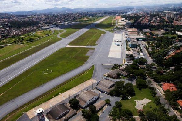 Inscrições para estudos de concessão do Aeroporto da Pampulha terminam no dia 20