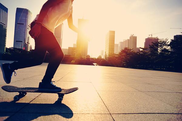 Academia do Skate chega a Contagem com programação gratuita