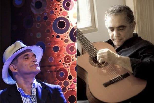 Tau Brasil e Paulinho Pedra Azul fazem show gratuito em Contagem