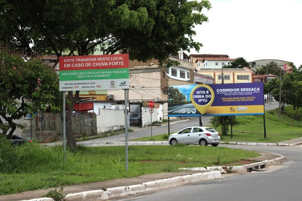 Projeto viário é alvo de protestos em Contagem