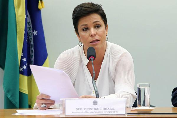 Ministério do Trabalho será ocupado por Cristiane Brasil