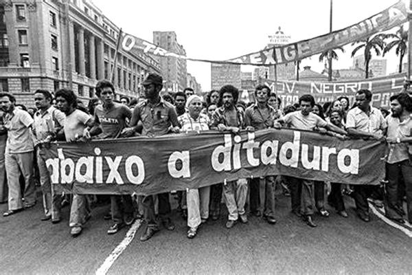 História que não pode ser ignorada, 57 anos do Golpe Civil-Militar de 1964