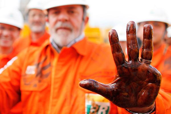 Que tal Lula na presidência da Petrobrás?