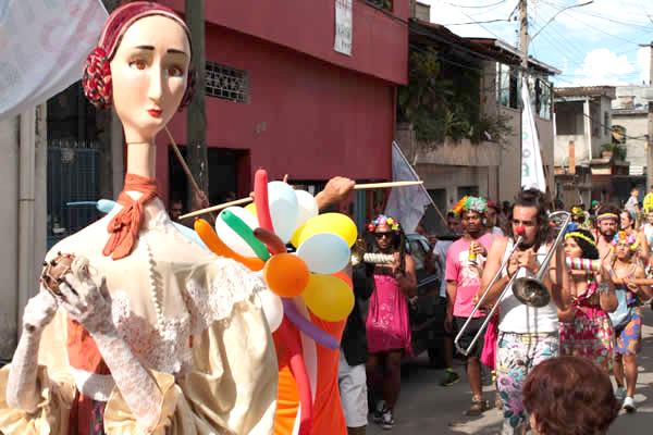 Bloco Maria Baderna sai nesse domingo de Carnaval, em Contagem