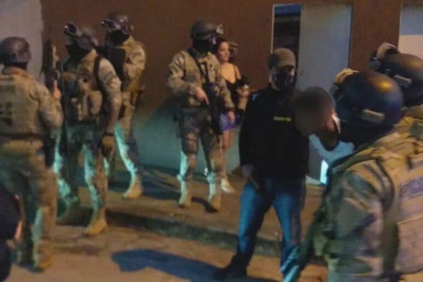 Polícia Civil prende homem envolvido em homicídios em Contagem