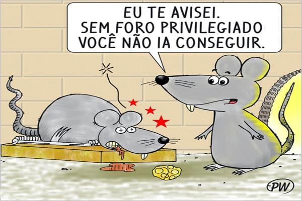 Os ratos de sempre