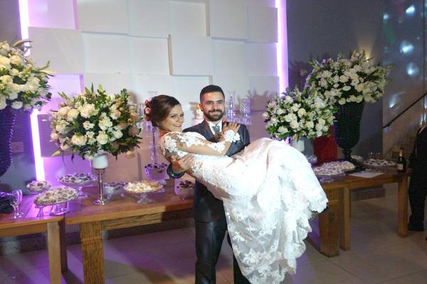 Casamento de Ângela e Danilo