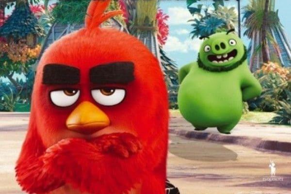 Ingressos para Angry Birds 2 custarão R$ 3 na quarta-feira