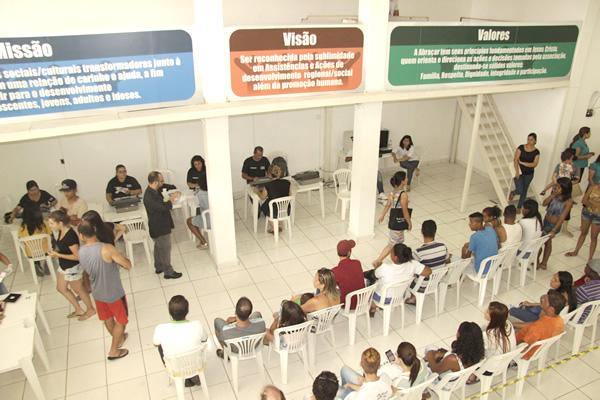 Projeto social é inaugurado com serviços à população
