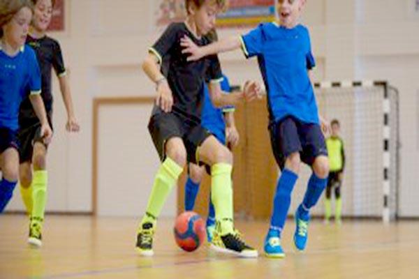 Aulas de Escolinha de Futsal de Contagem são adiadas