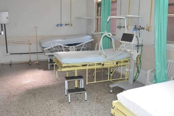 Ocupação de leitos de enfermaria para Covid-19 diminui em Contagem