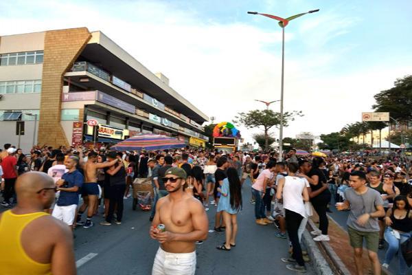 14ª Parada do Orgulho LGBT de Contagem