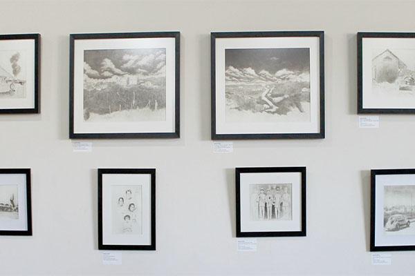 Exposição com gravuras em metal resgata história de Contagem