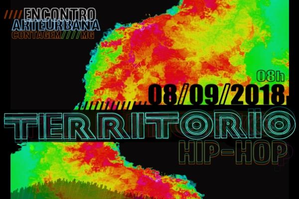 Território Hip Hop chega à 4ª edição em Contagem