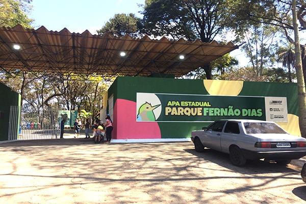 Parque Fernão Dias reabre após dez anos fechado