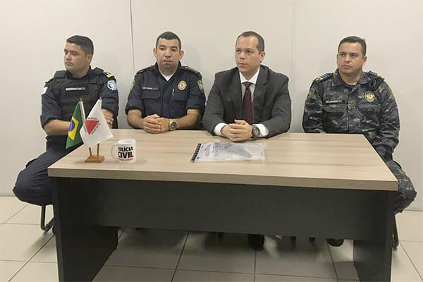 Polícia conclui investigações sobre tentativa de latrocínio em Contagem