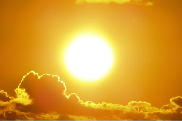 Termômetros ficam acima dos 30°C em Contagem