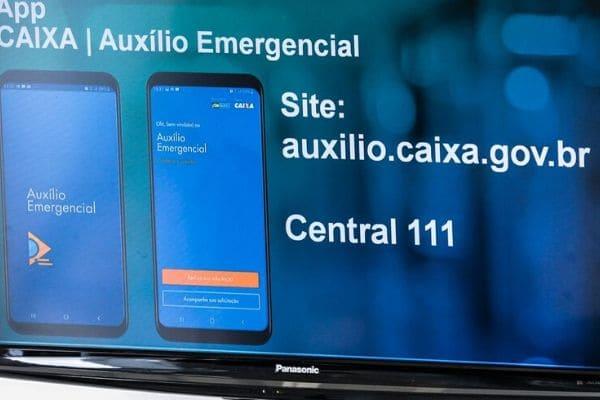 Caixa cadastra 10 milhões de benefícios emergenciais em seis horas