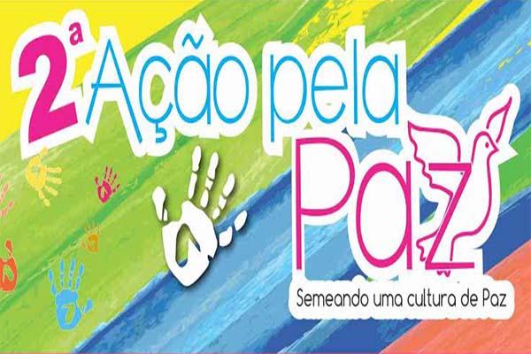 Consep realiza 2ª edição do Ação pela Paz, em Contagem
