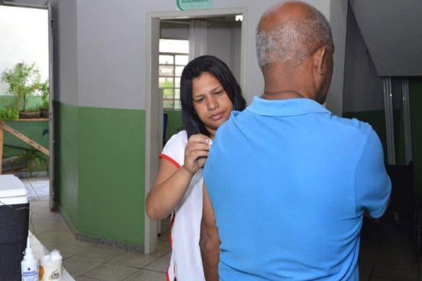 Vacinação contra sarampo é reforçada em Contagem