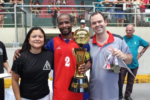 2ª Copa Minas de Futsal de Surdos em Contagem