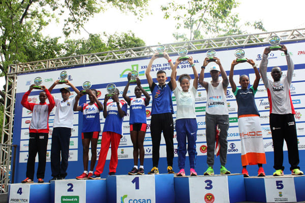 Brasileiro vence a 21ª Volta Internacional da Pampulha
