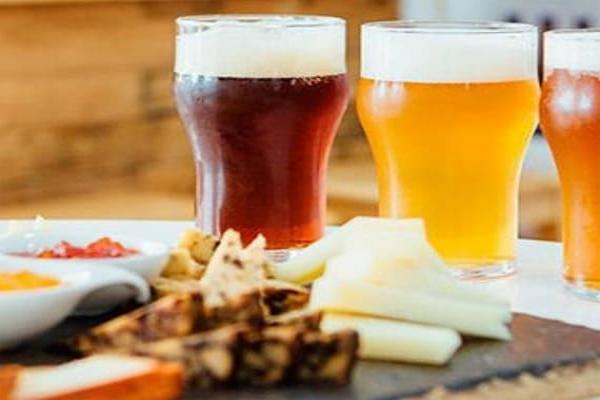 Comida boa e cerveja boa, harmonize