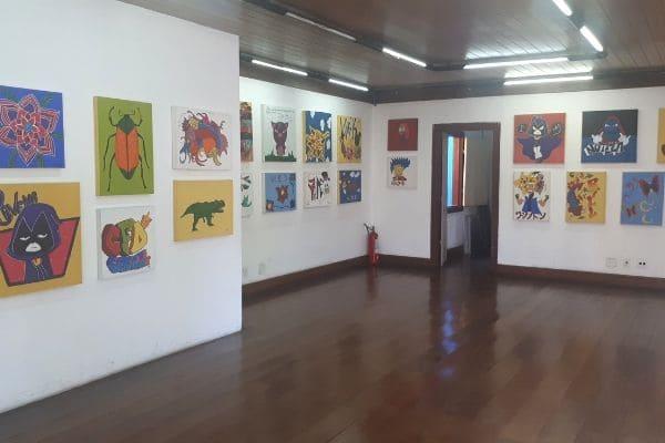 Exposições gratuitas do Projeto Tudoaver já estão em cena