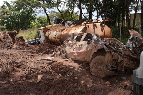 Brumadinho: Vale é condenada a pagar danos por rompimento de barragem