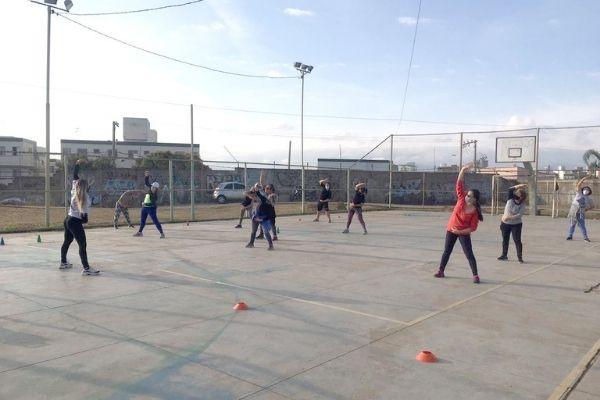 Programa de atividades físicas gratuitas retoma aulas presenciais em Contagem