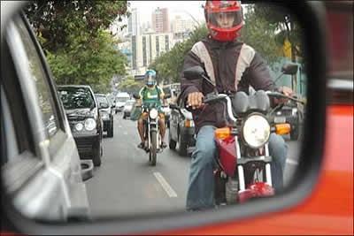 Motociclistas marcam protesto contra resolução do Denatran.