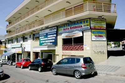 Restaurante Alta Energia, comida de qualidade sem balança.