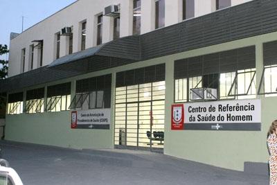 Contagem tem novos centros de saúde.