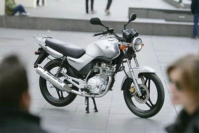 Moto flex chega ao mercado ano que vem.