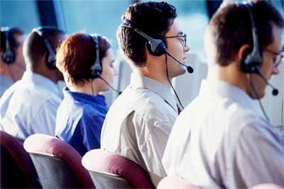 Mudanças nos call centers.
