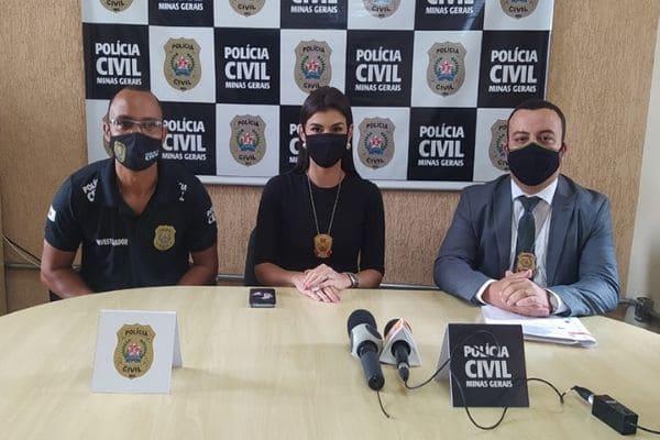 Preso em Contagem homem que tentou aplicar golpe de R$ 95 mil