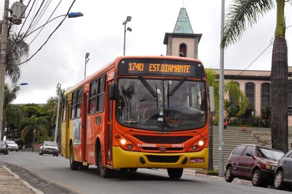 Usuário de transporte público reclama