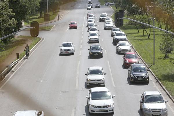 Placas de veículos terão padrão dos países do Mercosul até dezembro