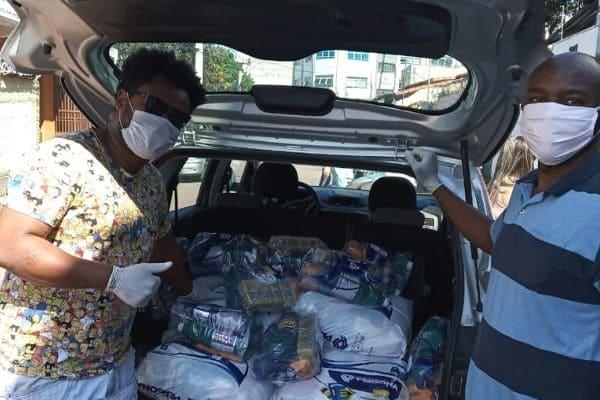 Move Cultura entrega botijões de gás a famílias carentes